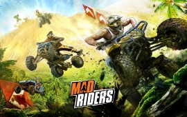 Mad Riders Video Game