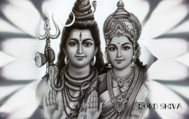 Mahadev And Parvati
