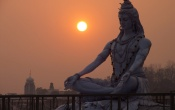 Mahashivratri Sunset