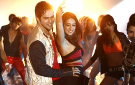 Main Tera Hero Dance