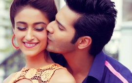 Main Tera Hero Kissing Scene
