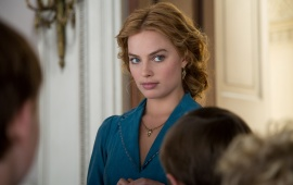 Margot Robbie In Tarzan 2016