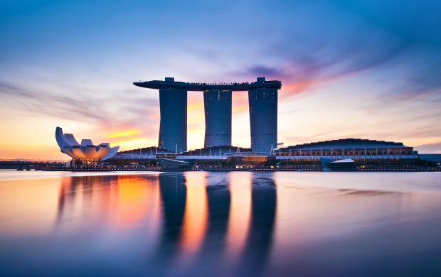 Marina Bay Sands Singapore (click to view)