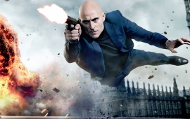 Mark Strong In The Brothers Grimsby