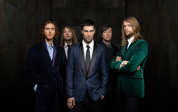 Maroon 5 Band (click to view)