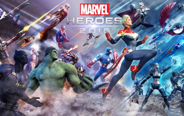Marvel Heroes 2016 (click to view)