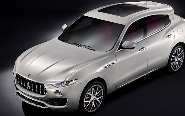 Maserati Levante 2017 First Look (click to view)