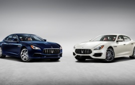 1813 Views Maserati Quattroporte 2017