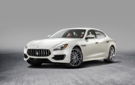 1269 Views Maserati Quattroporte GTS 2017