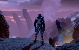 Mass Effect Andromeda CES Screenshots