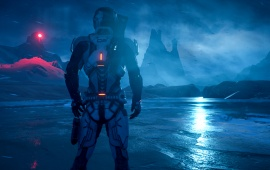 Mass Effect Andromeda Screenshots