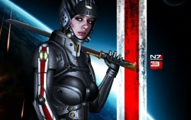 Mass Effect Fury