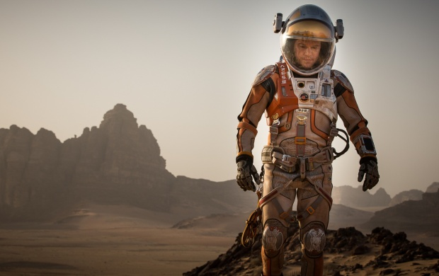 Matt Damon In The Martian 2015 (click to view)