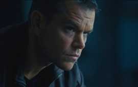 Matt Damon Jason Bourne 2016