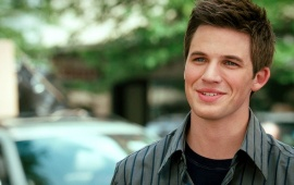 Matt Lanter In Disaster Movie