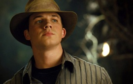 Matt Lanter In Hat