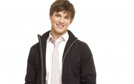 Matt Lanter In Jacket