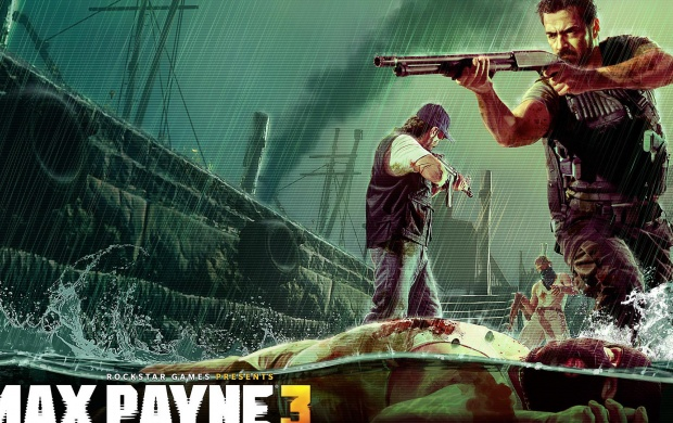 Max Payne 3 Multiplayer (click to view)