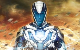 Max Steel 2016 Poster