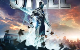 Max Steel 4K Poster