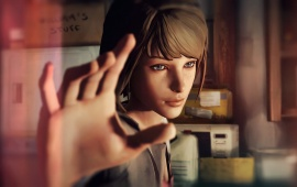Maxine Caulfield Life Is Strange
