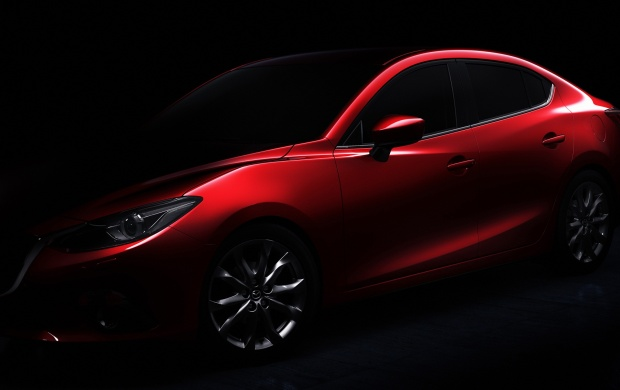 Mazda3 Sedan 2014 (click to view)