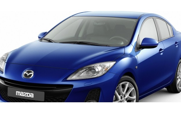 Mazda 3 Sedan (click to view)
