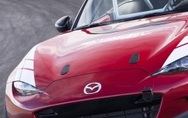 Mazda Global MX-5 Cup Racecar 2016