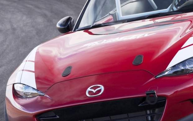 Mazda Global MX-5 Cup Racecar 2016 (click to view)