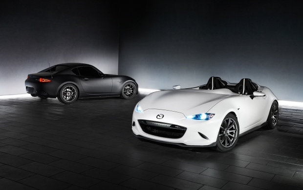 Mazda MX-5 SEMA Concepts 2016 (click to view)