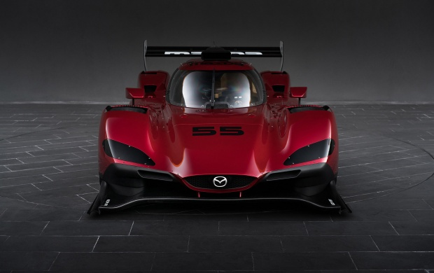 Mazda RT24-P Racecar 2017 (click to view)