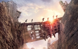Maze Runner Scorch Trials Poster