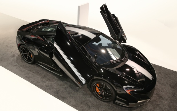 Mc Laren 675LT JVC-Kenwood Concept 2016 (click to view)