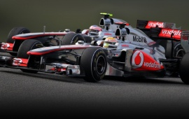Mc Laren Mercedes F1