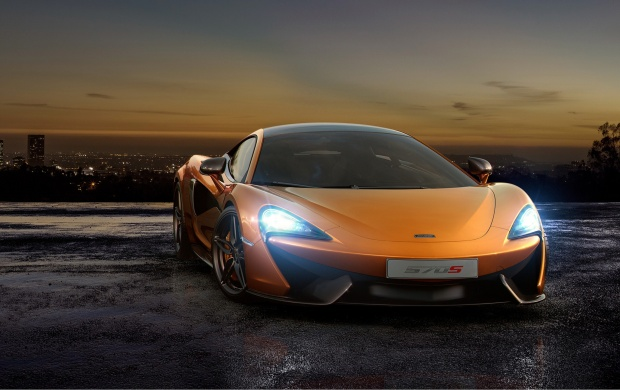 McLaren 570S Coupe 2016 (click to view)