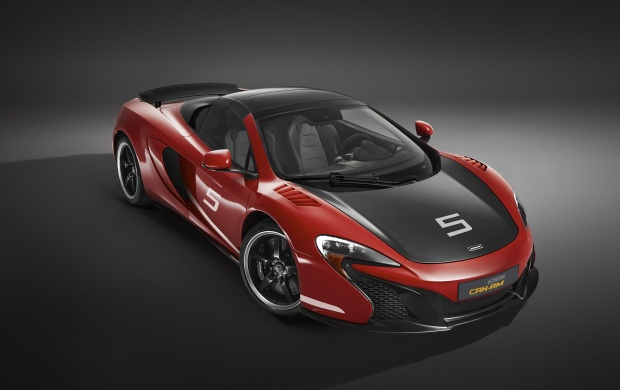 McLaren 650S Can-Am 2016 (click to view)