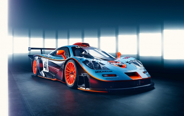 McLaren F1 GTR Longtail 1997 (click to view)