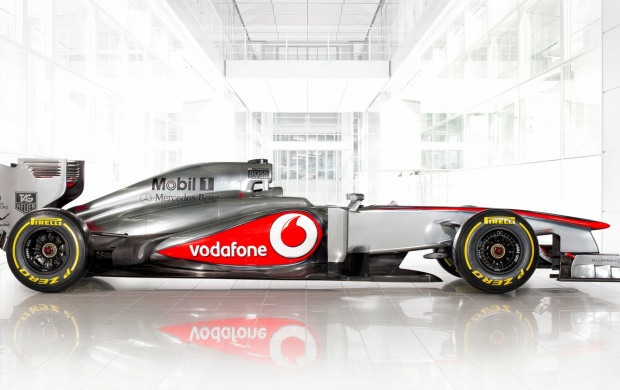 Mclaren MP4-28 One Racing Car (click to view)