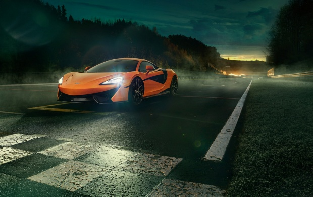 McLaren Novitec Sports Series (click to view)