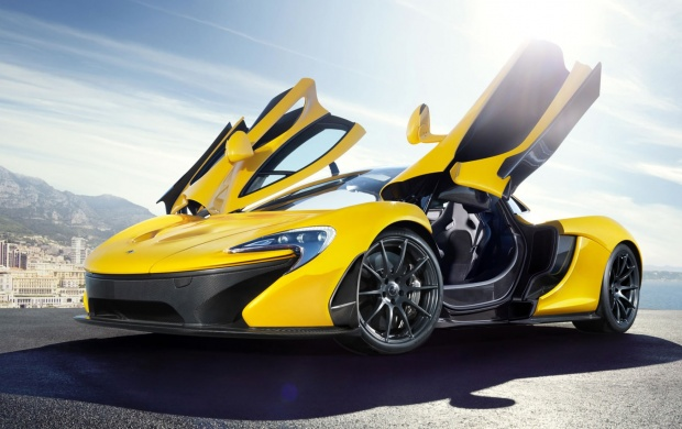 Mclaren P1 2014 (click to view)
