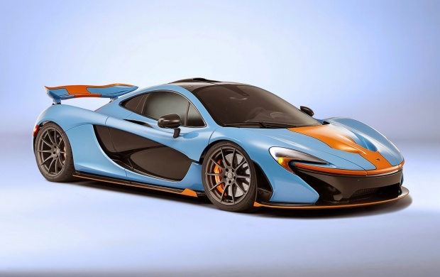McLaren Special Operations P1 (click to view)
