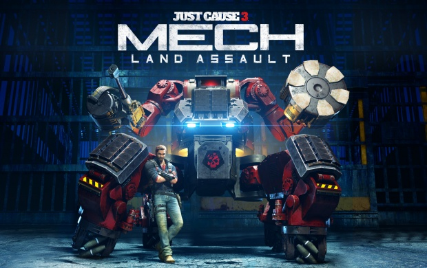 Mech Land Assault Just Cause 3 (click to view)