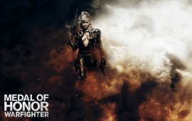 Medal Of Honor Warfighter Girl