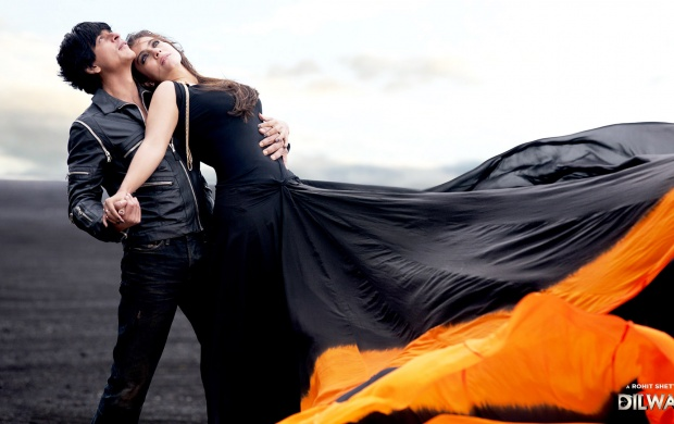 Meera And Raj Dilwale (click to view)