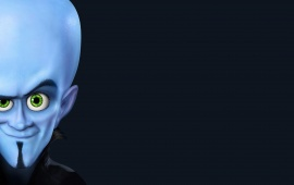 Megamind Cartoon