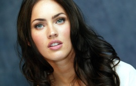 Megan Fox Blue Eyes
