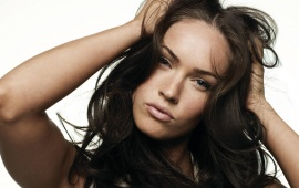 Megan Fox Curls