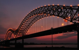Memphis Arkansas Bridge