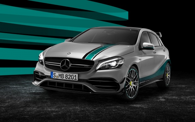 Mercedes-Amg A45 Petronas 2015 (click to view)