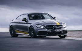 Mercedes-AMG C63 S Coupe 2016